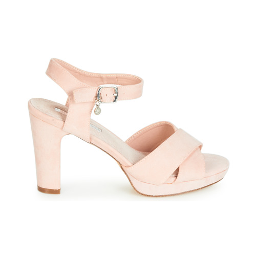 pieds Et Xti 32035 Chaussures Femme Sandales Nu Rose 7mbfyvYgI6