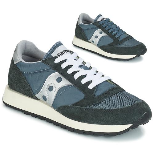 Chaussures Baskets basses Saucony JAZZ ORIGINAL VINTAGE Bleu