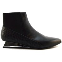Chaussures Femme Bottines United nude LEV Bootie Lo Black Multicolore