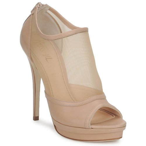 Chaussures Femme Low boots Jerome C. Rousseau ELLI MESH Nude