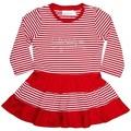 Vêtements Fille Robes courtes Interdit De Me Gronder SUNNY Rouge