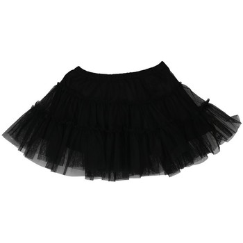 Vêtements Fille Jupes Interdit De Me Gronder BELLA Noir