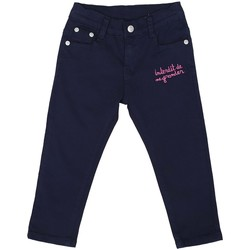 Vêtements Fille Pantalons Interdit De Me Gronder SUNSET Fuschia