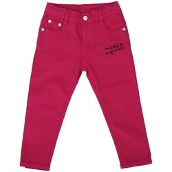 Vêtements Fille Pantalons Interdit De Me Gronder SUNSET Rose fushia