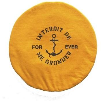Accessoires textile Enfant Chapeaux Interdit De Me Gronder BABORD Jaune
