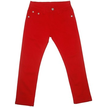 Vêtements Fille Pantalons Interdit De Me Gronder DUKE Rouge