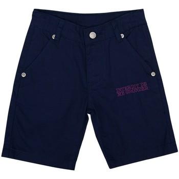 Vêtements Garçon Shorts / Bermudas Interdit De Me Gronder PLAY Violet