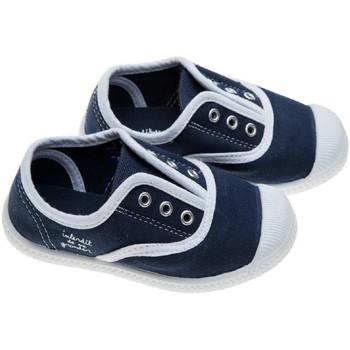 Chaussures Garçon Chaussons bébés Interdit De Me Gronder SUNNY Bleu
