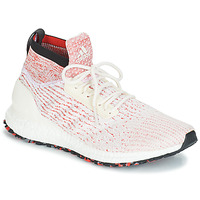 Chaussures Homme Running / trail adidas Performance ULTRABOOST ALL TERR Blanc / Rouge