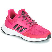 Chaussures Fille Running / trail adidas Performance RAPIDARUN K Rose