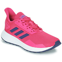 Chaussures Fille Running / trail adidas Originals DURAMO 9 K Rose