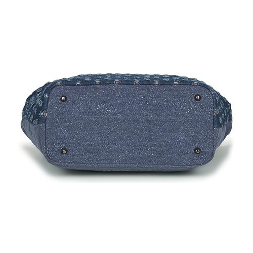 Les Tropéziennes Par M Belarbi Guethary 02 Bleu - Livraison Gratuite Avec Sacs Porté Épaule Femme 4990