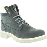 Chaussures Femme Boots Wrangler WL182500 CREEK Azul
