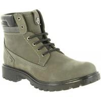 Chaussures Femme Boots Wrangler WL182500 CREEK Gris