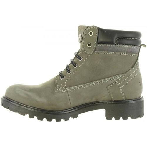 Wrangler Wl182500 Creek Gris - Livraison Gratuite- Chaussures Boot Femme 83