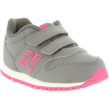 Chaussures Enfant Baskets basses New Balance KV500PNI Gris