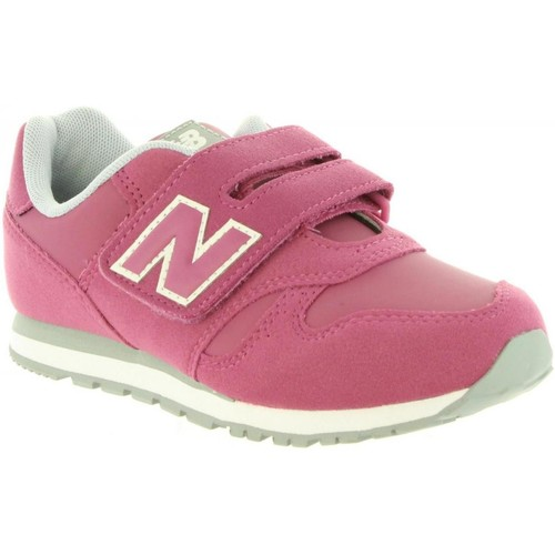 Chaussures Fille Baskets basses New Balance KV373PFY Rosa