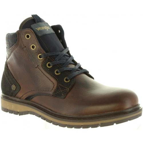 Chaussures Homme Boots Wrangler WM182030 MIWOUK Marr?n
