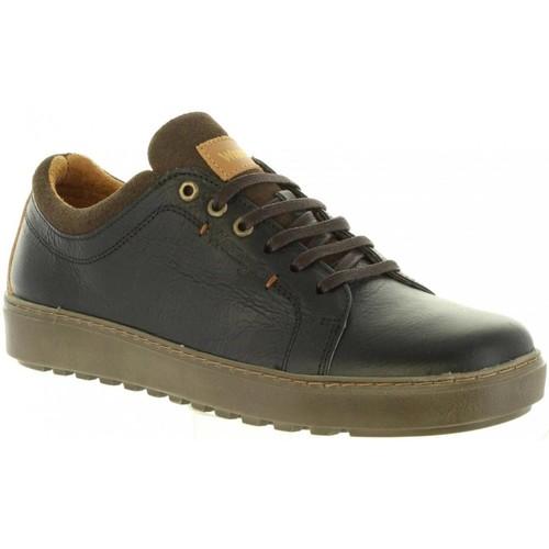 Chaussures Homme Derbies & Richelieu Wrangler WM182060 HISTORIC Negro