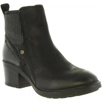Chaussures Femme Bottines Wrangler WL182541 VAIL Negro