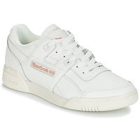 Chaussures Femme Baskets basses Reebok Classic WORKOUT LO PLUS Blanc