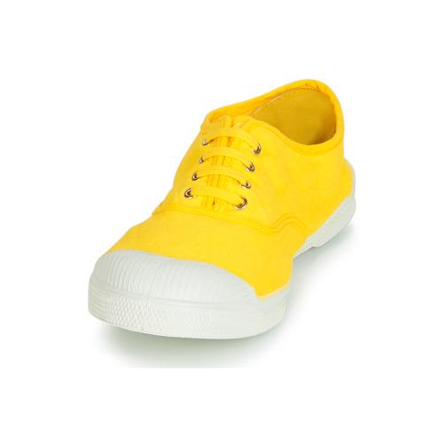 Bensimon Tennis Chaussures Femme Basses Citron Lacets Baskets dxECerBoQW
