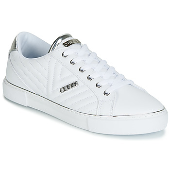 Chaussures Femme Baskets basses Guess GROOVIE Blanc