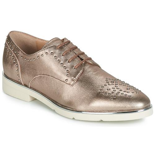 Chaussures Femme Derbies JB Martin PRETTYS Doré