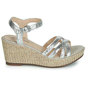 Chaussures Femme Sandales et Nu-pieds JB Martin DAME Argenté