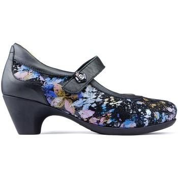 Chaussures Femme Escarpins Calzamedi Chaussures  STONE NOIR