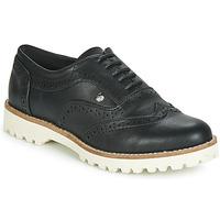 Chaussures Femme Derbies Les Petites Bombes GISELE Noir