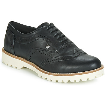 Chaussures Femme Derbies LPB Shoes GISELE Noir