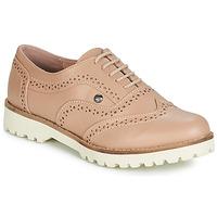 Chaussures Femme Derbies Les Petites Bombes GISELE Poudre