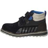 Chaussures Garçon Boots Asso 68656 BLEU