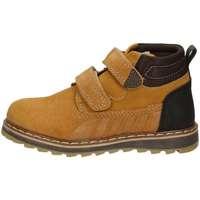 Chaussures Garçon Boots Asso 68656 JAUNE