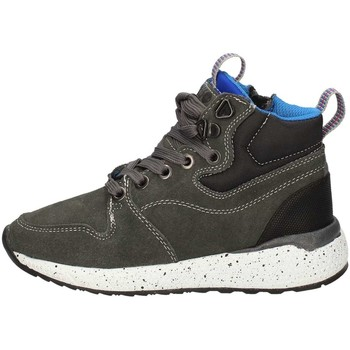 Chaussures Garçon Baskets montantes Asso 68903 Gris
