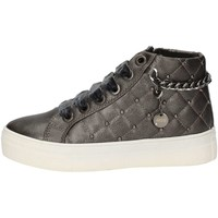 Chaussures Fille Baskets montantes Asso AG-125 GRIS