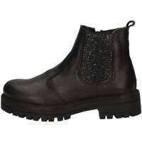 Chaussures Fille Bottines Asso 67953 NOIR