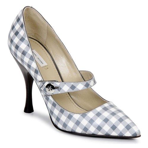 Chaussures Femme Escarpins Marc Jacobs MJ18354 Gris
