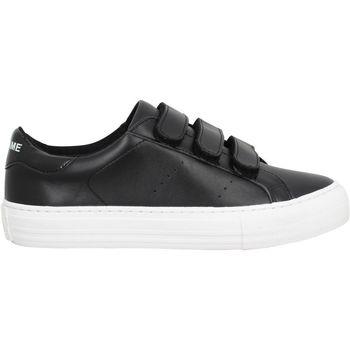Chaussures Femme Baskets basses No Name arcade straps nappa noir