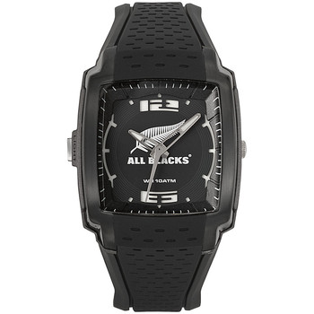 Montre All Blacks Montre All Blacks 680135 - Montre Multifonctions Noire Analogiqu