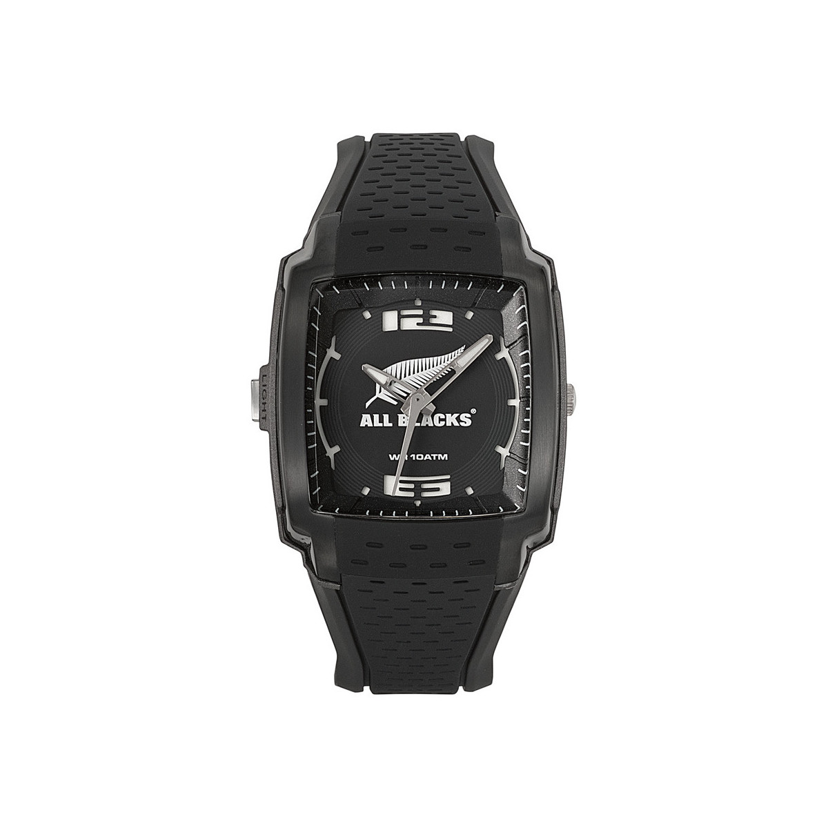 All Blacks Montre All Blacks 680135 - Montre Multifonctions Noire Analogiqu