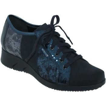 Chaussures Femme Derbies Mephisto Melina Marine