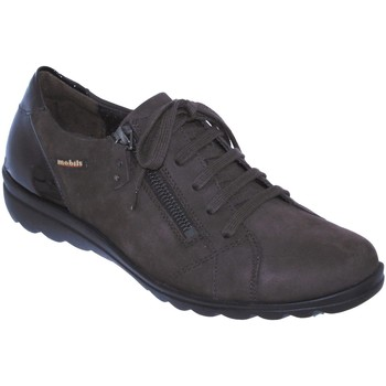 Chaussures Femme Derbies Mobils By Mephisto Camilia Marron nubuck