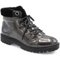 Chaussures Femme Bottines Armistice ROCK MID GRIS