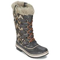 Chaussures Femme Bottes de neige Sorel TOFINO Gris
