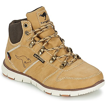 Bottines / Boots Kangaroos BLUERUN 2098 Beige 350x350