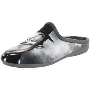 Chaussures Femme Chaussons La Maison De L'espadrille fantaisie_2018 grises