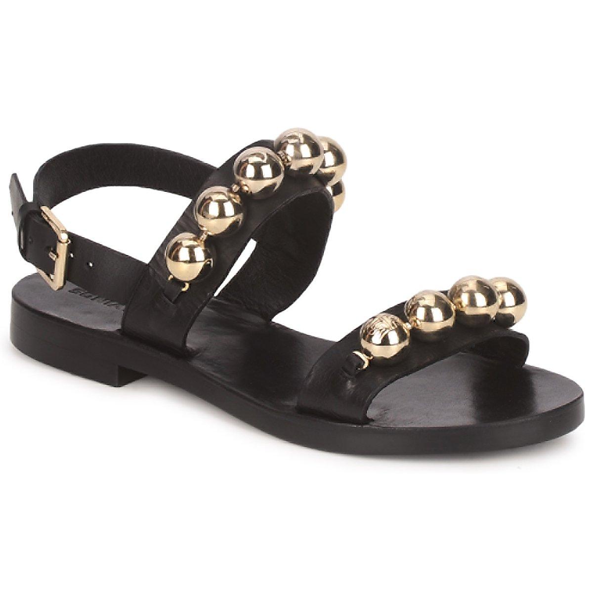 Sandale Sonia Rykiel GRELOTS Noir