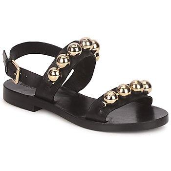 Sandale Sonia Rykiel GRELOTS Noir 350x350
